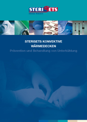 Sterisets Convective Warming blankets (German)